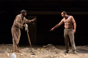 Protagonists of Fugard's Train Driver